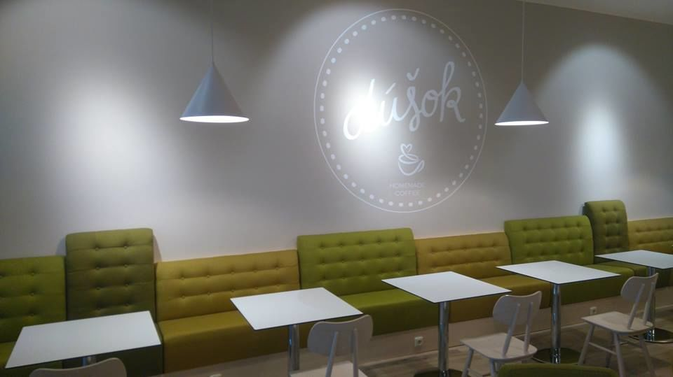 Kaviareň Dúšok