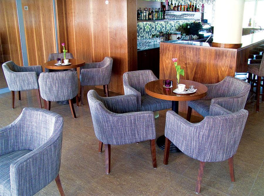 Hotel Eminent - kaviarenská časť