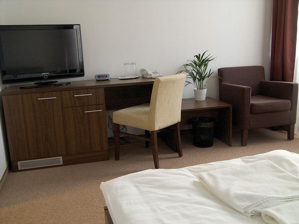 Hotel Eminent - izba