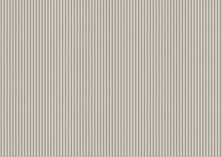 SJA 3950 137 Solids and Stripes Riviera White - Taupe